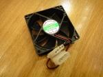Вентилятор корпусный (12V - 0.13A) - (80-80-25)