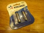 Алкалиновая батарейка КОСМОС LR03 (AAA) - HQ