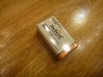 Аккумулятор DETECH (6HR61 - крона) - 250 мА/ч