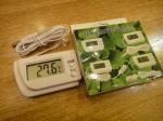 Минитермометр (c выносным датчиком) - большой