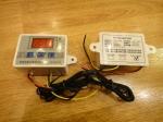Терморегулятор XH-W3001 (220V) - c выключением