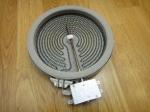 Нагревательный элемент WEBO для стеклокерамических поверхностей 1200 Вт (165 мм) - (2 контакта)