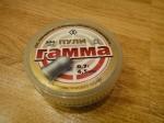 Пульки ГАММА (300x0.7) - тупоконечная